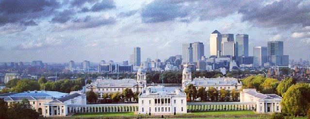 Greenwich Park is one of London Calling.