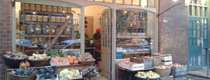 Leila's Shop is one of Best of London.