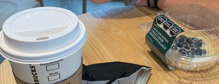 Starbucks is one of สถานที่ที่ Sergio M. 🇲🇽🇧🇷🇱🇷 ถูกใจ.