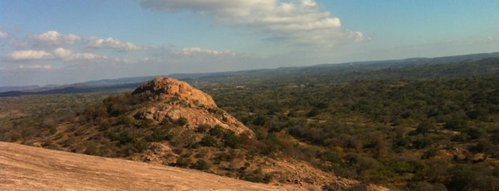 Enchanted Rock State Natural Area is one of SXSW 2013.
