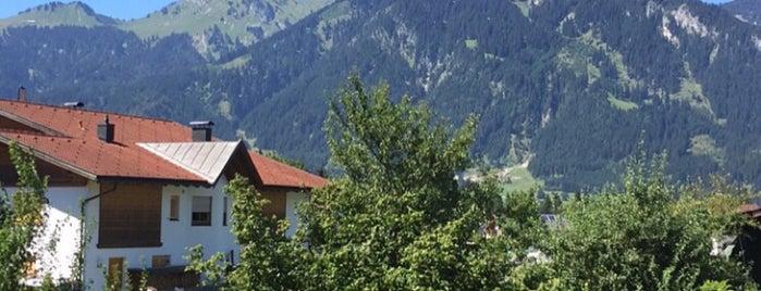 Reutte is one of Alpes bavaroises et Tyrol autrichien.