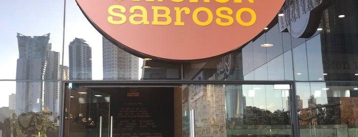 Chicken Sabroso is one of สถานที่ที่ Max ถูกใจ.