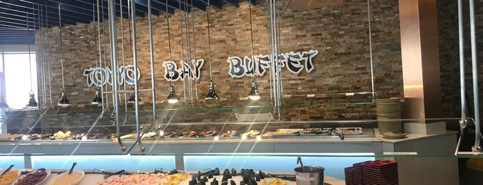 Tokyo Bay Buffet is one of Kathleen's Liked Places.