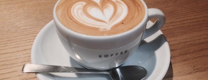 Toranomon Koffee is one of Tokyo Coffee (東京都コーヒー).