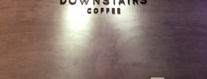 DOWNSTAIRS COFFEE is one of 充電スポット.
