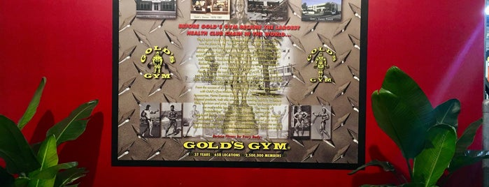 GOLD'S GYM サウス東京アネックス is one of Lieux qui ont plu à 西院.