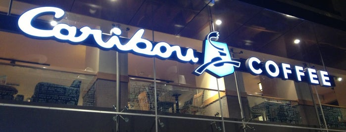 Caribou Coffee is one of Celâl 님이 좋아한 장소.