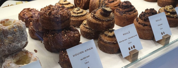 Yann Couvreur is one of Paris - Breakfast/Bakeries/Coffee.