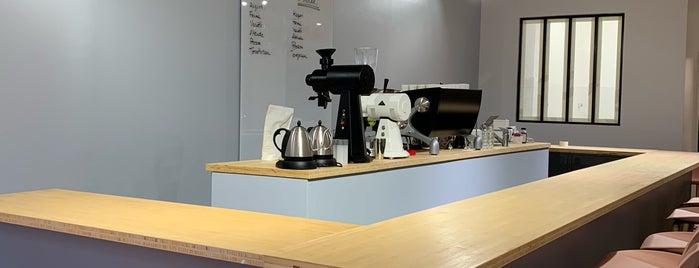 Substance Café is one of Cafés EU.