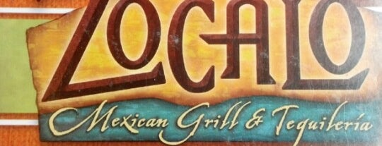 Zócalo Mexican Grill & Tequilería is one of Taste of Cleveland.