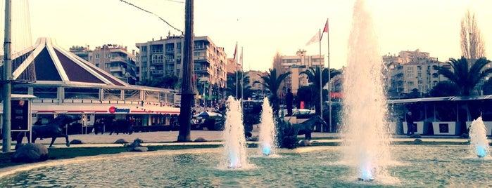 Uğur Mumcu Parkı   Hürriyet Parkı is one of Posti che sono piaciuti a Mithat.