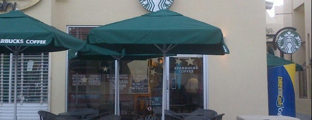 Starbucks is one of Los Cabos.