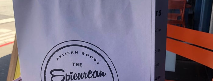 The Epicurean Trader is one of SF, Cow Hollow & Marina.