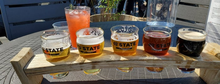 49th State Brewing is one of Anchorage.