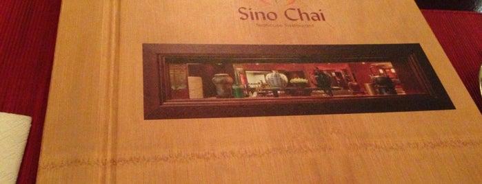 Sino Chai Teahouse Restaurant is one of Dubai Food 3.