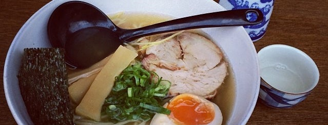 The Dojo Ramen Bar is one of Melbourne 3000.