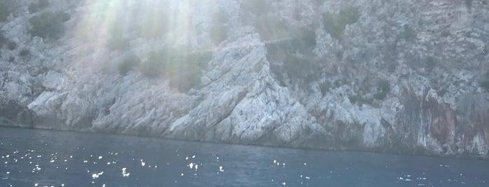 Aşıklar mağarası is one of Volkan'ın Beğendiği Mekanlar.