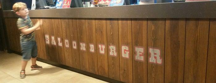 Saloon Burger is one of Esra: сохраненные места.