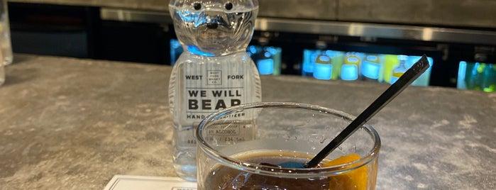 West Fork Whiskey Co is one of Tempat yang Disimpan Joey.
