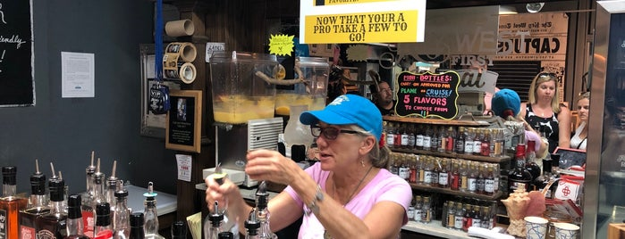 Key West First Legal Rum Distillery is one of Keys Dining, Desserting and Fun.