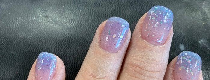 Diva Nails is one of Joanna 님이 좋아한 장소.