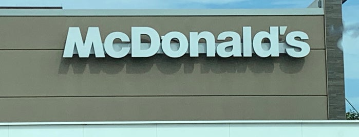 McDonald's is one of Restaurants I've Tried.