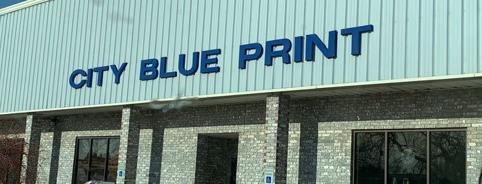 City Blue Print is one of Best places in Wichita, KS.