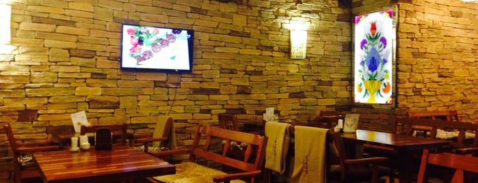 Cafe Adria is one of Tempat yang Disukai Yaren.