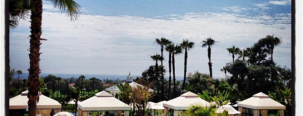 Newport Beach Marriott Hotel & Spa is one of Tempat yang Disukai Soly.