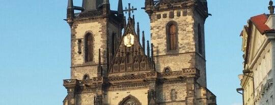 Long weekend in Prague