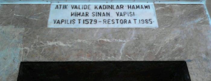Valide-i Atik Hamamı is one of Istanbul.
