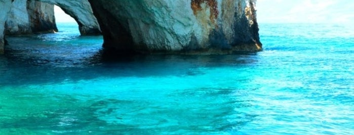 Blue Caves is one of Part 3 - Attractions in Europe.