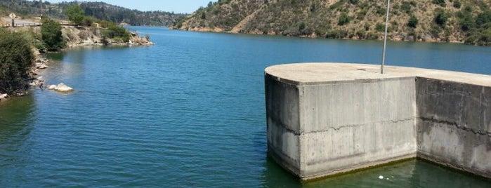 Central Hidroelectrica Rapel is one of Tempat yang Disukai Sergio.