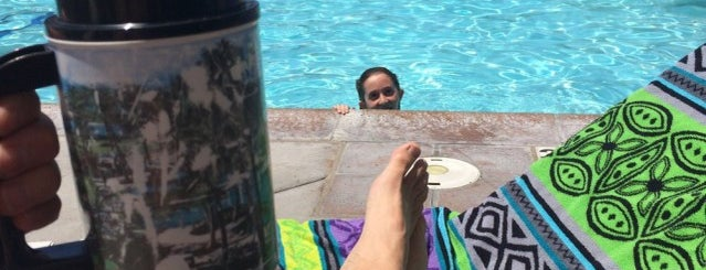 Rancho Carrillo Pool is one of Cassie 님이 좋아한 장소.