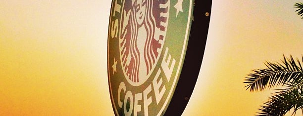 Starbucks is one of All-time favorites in Kuwait.