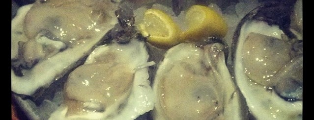 Pearl's Oyster Bar is one of Oklahoma City OK To Do.