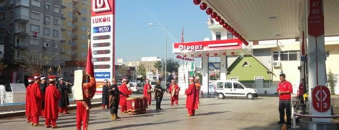 Hilmi Beken Lukoil Bayi - Antalya is one of Antalya Türkiye 🇹🇷.