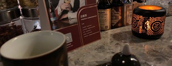 Healer is one of Best Bartenders in Shanghai 🍹.