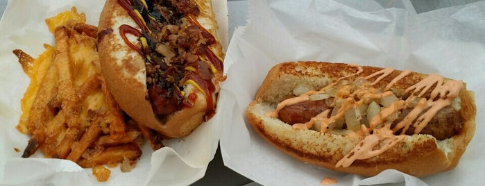Dat Dog is one of New Orleans - to try.