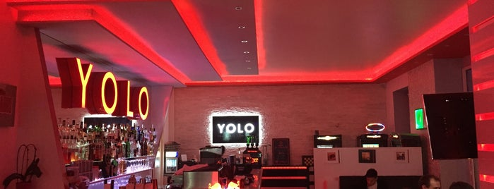 YOLO is one of SUpriority Berlin.