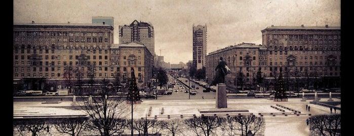 БЦ Московский («Дом Советов») is one of Анастасия 님이 좋아한 장소.