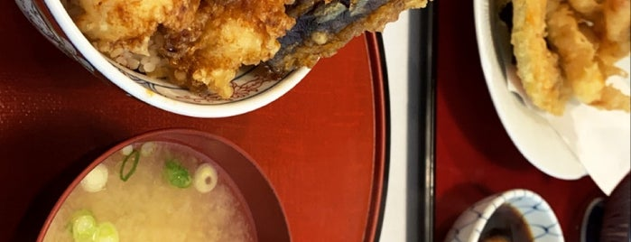 Tempura Carlos Jr is one of South Bay 'pacifically.
