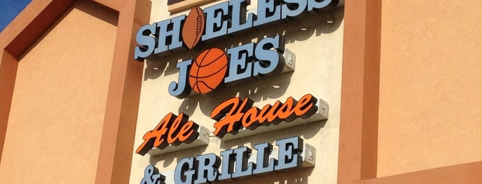 Shoeless Joe's Ale House & Grille is one of Top Local Bars for Blackhawks fans.