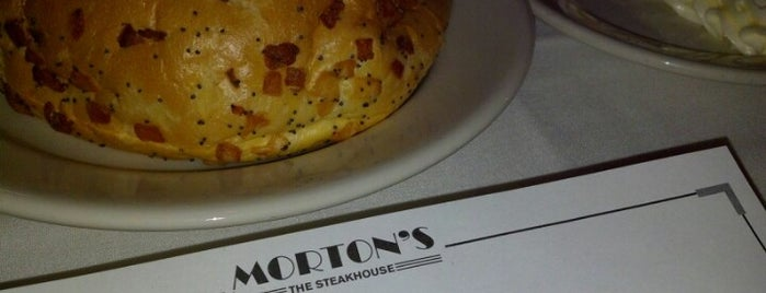 Morton's The Steakhouse is one of LA.