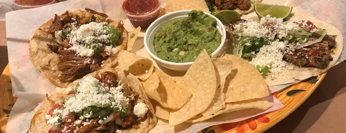 Cilantro's Taqueria is one of Orlando Part 2.