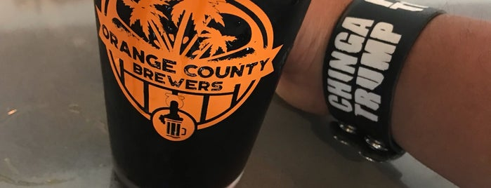 Orange County Brewers is one of Orlando Breweries.