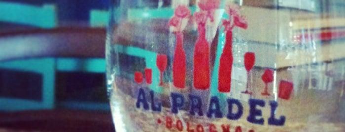 Al Pradel is one of ZeroGuide • Bologna.