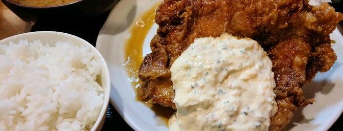 南蛮食堂 is one of k_chicken: сохраненные места.