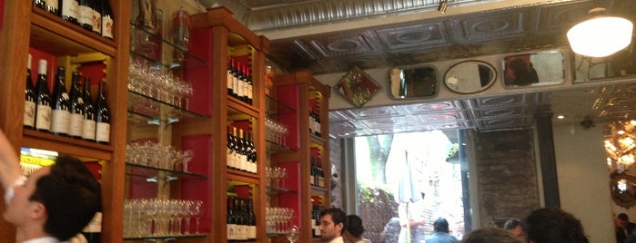Buvette is one of Favorite Spots.