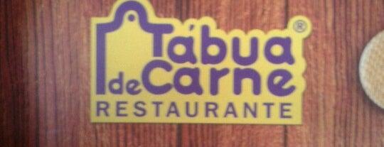 Tábua de Carne is one of Vale a pena conhecer.